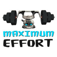 MAXIMUM EFFORT MUG  Design