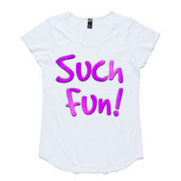 SUCH FUN! Best-Seller, Sizes XS to 2XL in up to 15 Colours Thumbnail