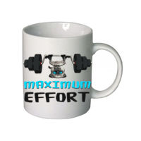 MAXIMUM EFFORT MUG  Thumbnail