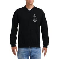 Gildan Hammer Fleece Zip Jacket Thumbnail