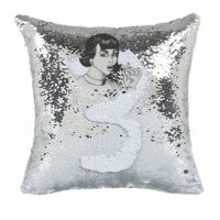 Sequin Cushions 40cm by 40cm Thumbnail